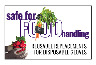 Safe For Food Handling Gloves