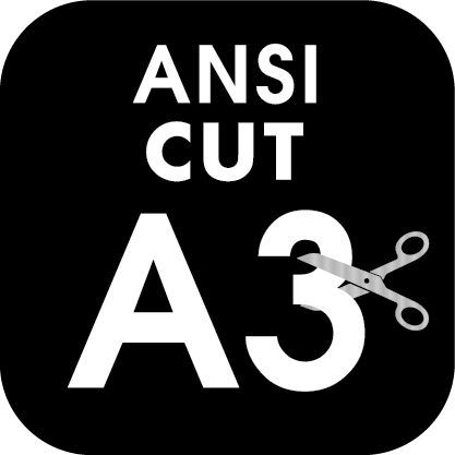 ANSI Cut Level A3 Icon