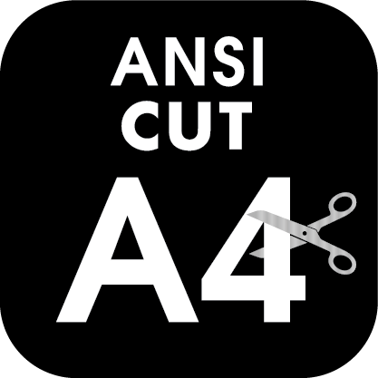 /ansi-cut-level-a4 Icon