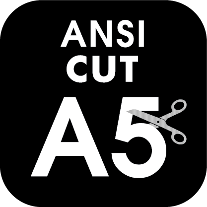 ANSI Cut Level A5 Icon