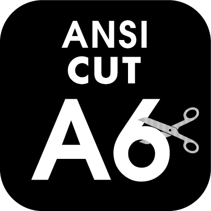 ANSI Cut Level A6 Icon
