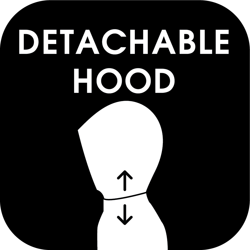 /detachable-hood Icon
