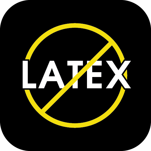 /no-latex Icon