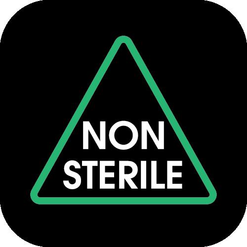 /non-sterile Icon