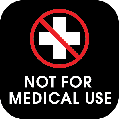 /not-for-medical-use Icon