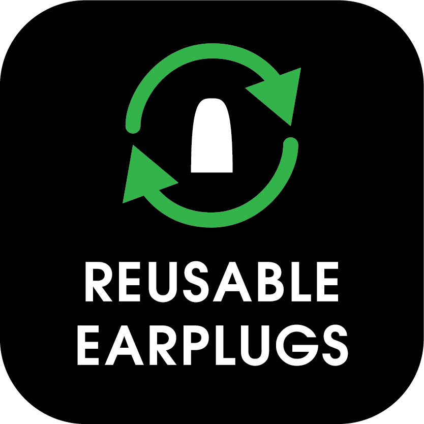 /reusable-earplugs Icon