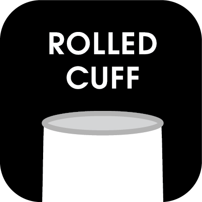 /rolled-cuff Icon