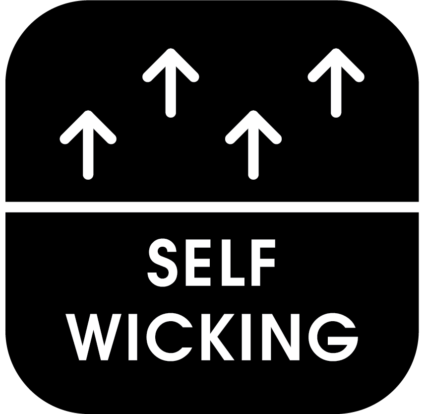 /self-wicking Icon