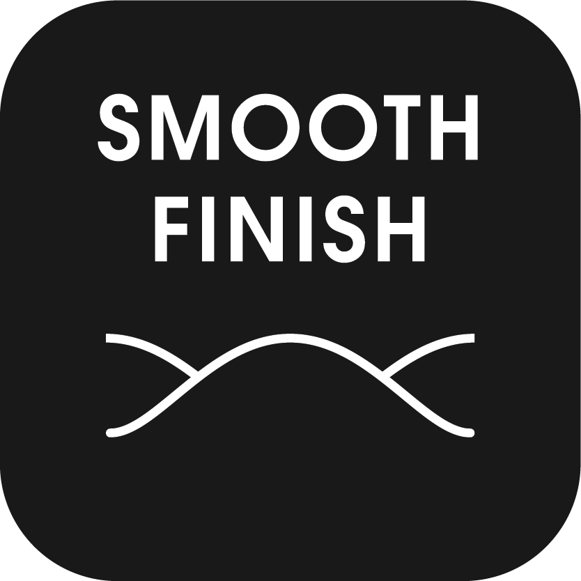 /smooth-finish Icon