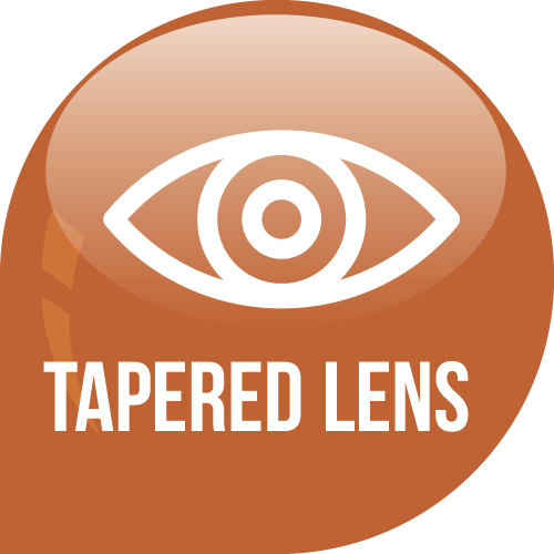 /tapered-lens Icon