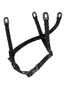 Bullhead Safety™ Head Protection Four-Point Chinstrap Replacement for Climbing Style Helmets - HH-A6