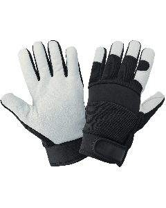 Hot Rod Gloves® Low Temperature Insulated Goatskin Mechanics Style Gloves - HR2800INT