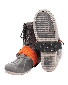 Ice Gripster™ Treads Anti-Slip Mid-Sole Traction Cleats with Tungsten Carbide Studs - ITR3620