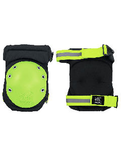 FrogWear™ Knee Protection Premium Hinged, High-Visibility, Non-Marring Knee Pads - KP461N