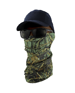 FrogWear™ Multi-Function Neck Gaiter, Camouflage Design - NG-204