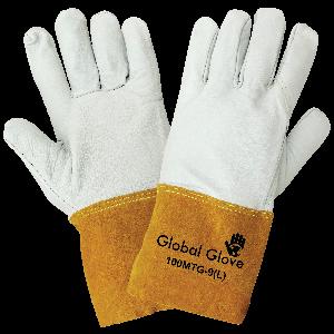 Premium Grain Goatskin Mig/Tig Welder Gloves - 100MTG