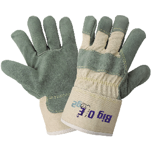 Big Ole® G2 Premium Top-Grade Double Tanned Leather Palm Gloves - 2000