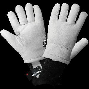 Premium Goatskin Leather Insulated Freezer Gloves - 2800GDC