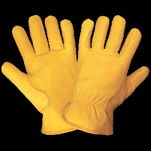 Premium-Grade Deerskin Drivers Gloves - 3200D