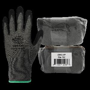 Tsunami Grip® Light Mach Finish Nitrile-Coated Vend-Pack Gloves - 500G-VP