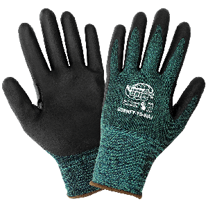 Tsunami Grip® Lightwieght Nitrile Coated Touch Screen Compatible Gloves - 508NFT-TS