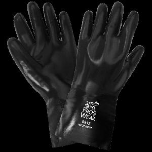 FrogWear® Premium Neoprene 12-Inch Chemical Handling Gloves - 9912