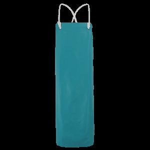 Industrial Aqua Green PVC Apron - A44G
