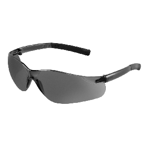 Pavon® Smoke Lens, Frosted Black Frame Safety Glasses - BH543