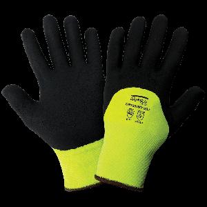 Samurai Glove® High-Visibility Cut Resistant Coated Gloves - CR183NFT