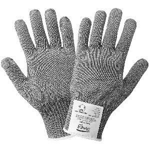 Samurai Glove® Antimicrobial-Treated Cut-Resistant Uncoated Gloves - CR336G
