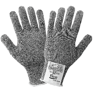Samurai Glove® Antimicrobial-Treated Cut-Resistant Uncoated Gloves - CR377