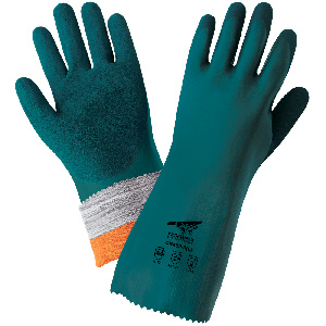 FrogWear® Cut Resistance Performance Chemical and Cut Resistant Gloves - CR492