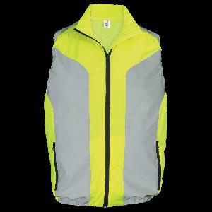 FrogWear® HV High-Visibility Premium Sportswear Vest - GLO-SV1