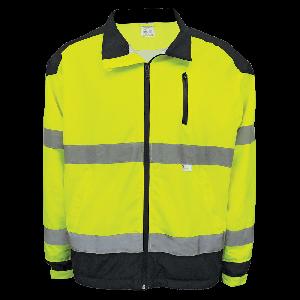 FrogWear® HV Premium Windbreaker Jacket - GLO-WB1