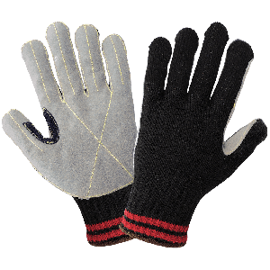 Samurai Glove® Cut Resistant Reinforced Leather Palm Gloves - K500LF
