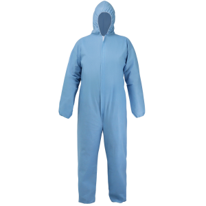 FrogWear™ Premium Self-Extinguishing Coveralls with Hood - NW-COV80FR