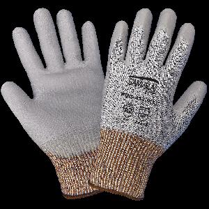 Samurai Glove® Tuffalene® Polyurethane-Coated Cut Resistant Gloves - PUG-417