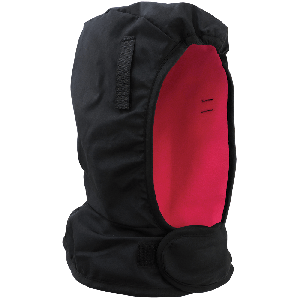 Bullhead Safety™ Winter Liners Shoulder-Length Red Fleece Winter Liner - WL420