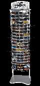 60-Piece One-Sided Floor Display - BHDF60