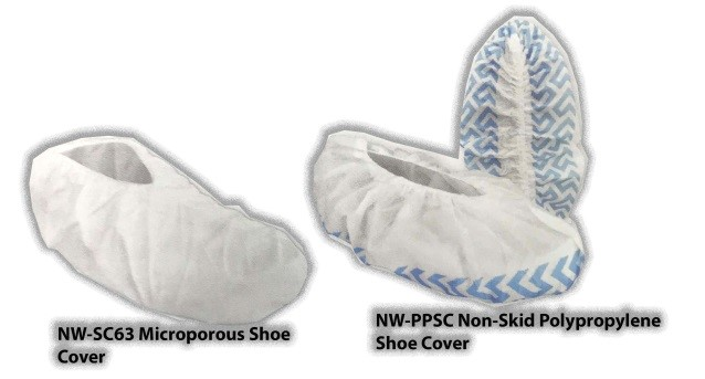 NW-S63 and NW-PPSC Shoe Covers