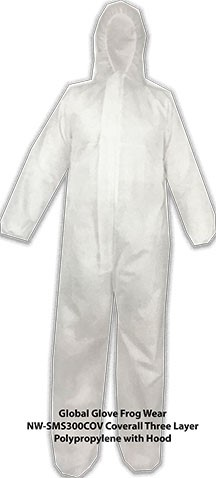NWS-SMS300COV Coverall