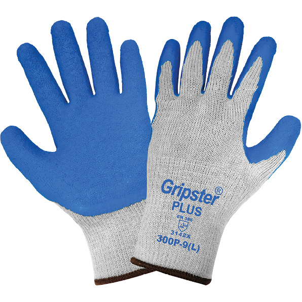 300P Rubber Dipped Gloves
