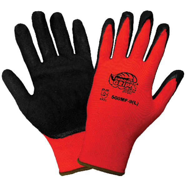 500MF 4C Nitrile Dipped Gloves
