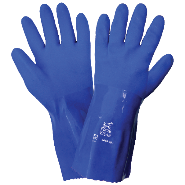8660 PVC Dipped Gloves
