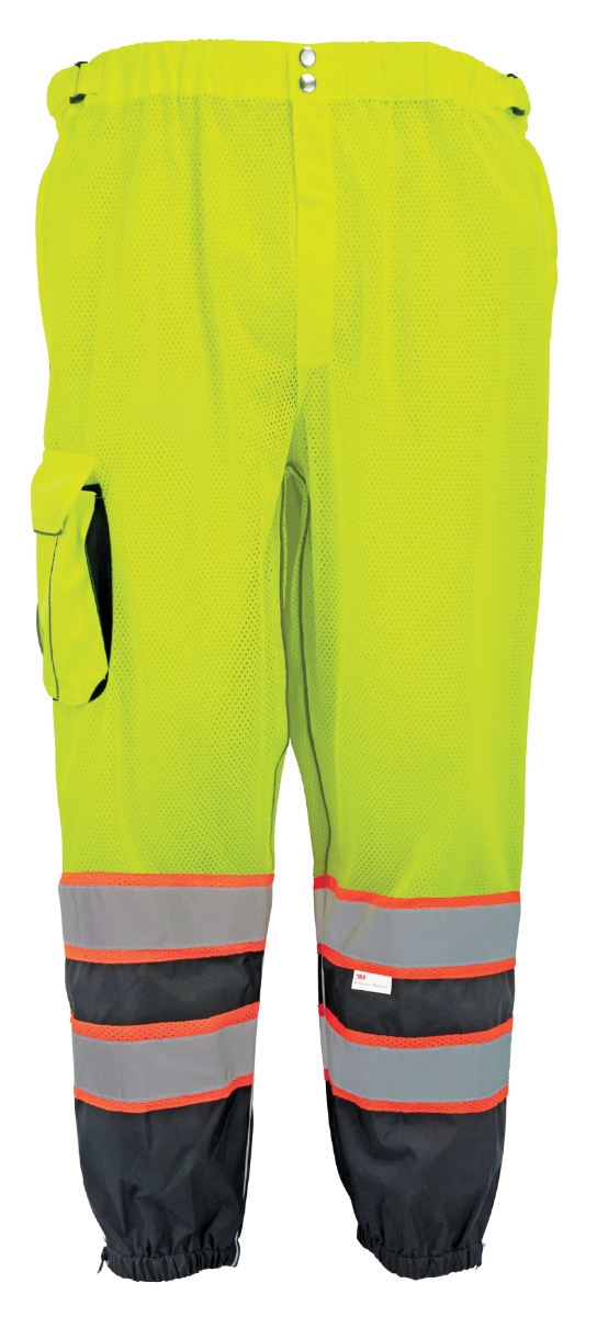 GLO-88P - FrogWear HV - High-Visibility Premium Lightweight Breathable Safety Pants