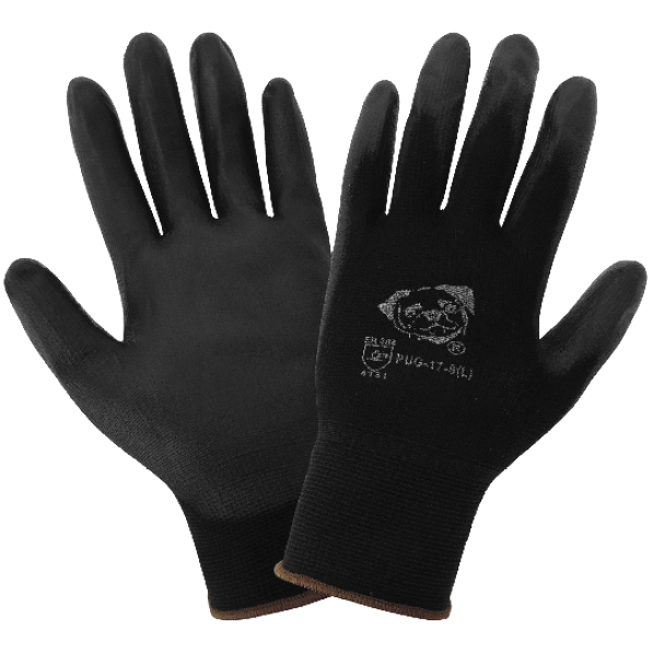 PUG-17 Polyuerthane Dipped Gloves