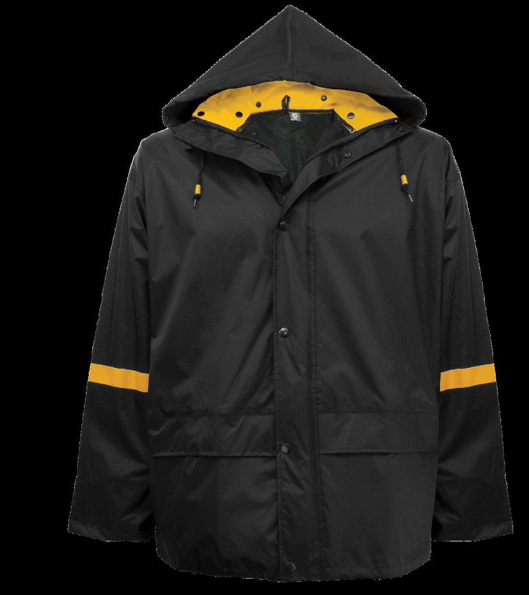 R6400 - FrogWear - 3-Piece Premium Nylon Rain Jacket