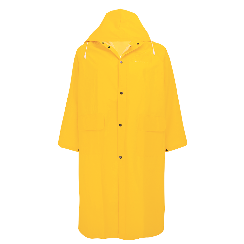 RCB89 - 49-Inch Long PVC Rain Coat