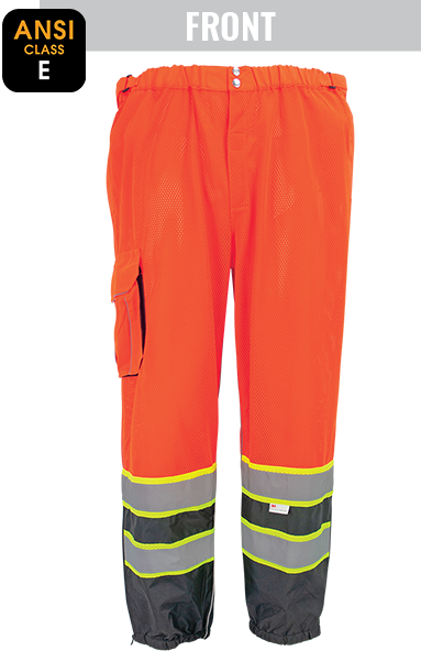GLO-99P - FrogWear® HV - Premium Lightweight Breathable Safety Pants