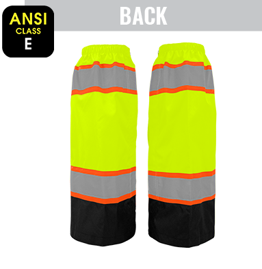GLO-G3 - FrogWear® HV - High-Visibility Solid Waterproof Gaiter